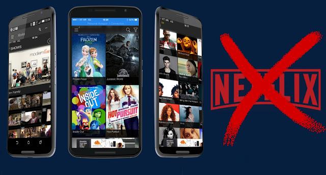 افضل تطبيق لمشاهدة الافلام والمسلسلات الأجنبية مجانا