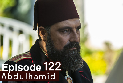 Abdulhamid Episode 122