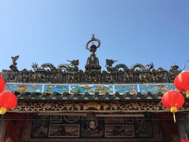 Kiến trúc chùa Bà Thiên Hậu Sa Đéc 1