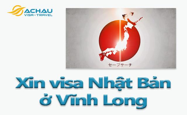 Xin visa Nhật Bản ở Vĩnh Long như thê nào ?
