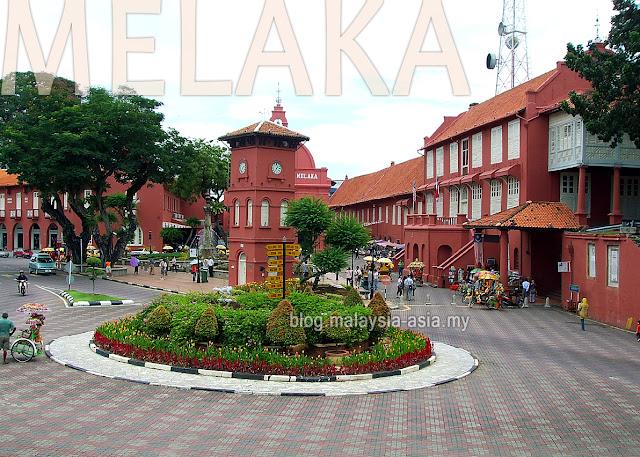 Melaka Tourist site