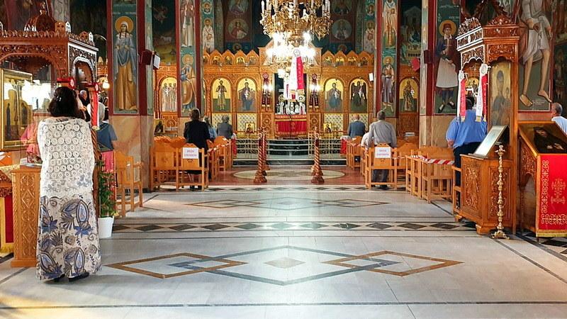 Το πρόγραμμα των Θείων Λειτουργιών στους Ιερούς Ναούς της Μητρόπολης Αλεξανδρούπολης