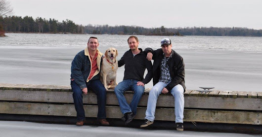 Ice River Mansion Band Photo Shoot