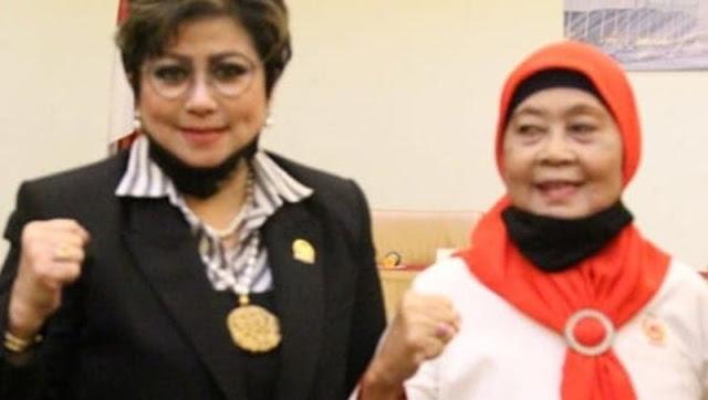 Bahas RUU Ini, Senator Maya Rumantir Ingin Olahraga Nasional Lebih Maju