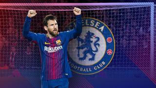 Chelsea akan memboyong Lionel Messi