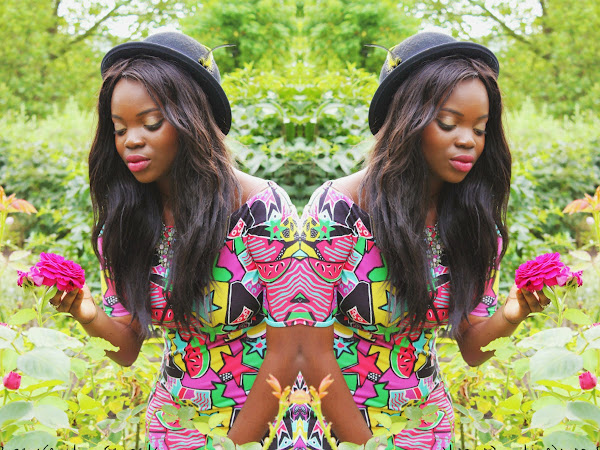 FASHION| THE HIDDEN GARDEN WITH RIVER ISLAND