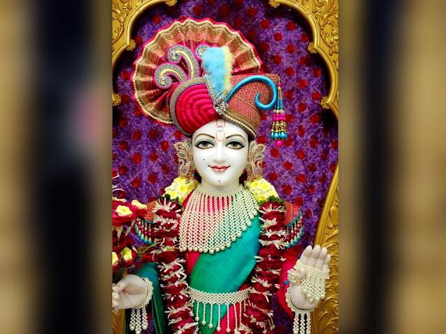 Swaminarayan God