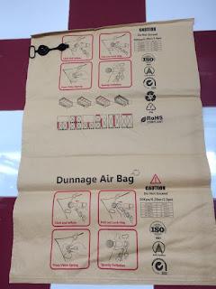 Túi khí chèn hàng giá rẻ