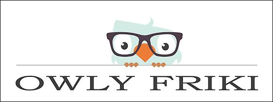 Cabecera del blog Owly Friki