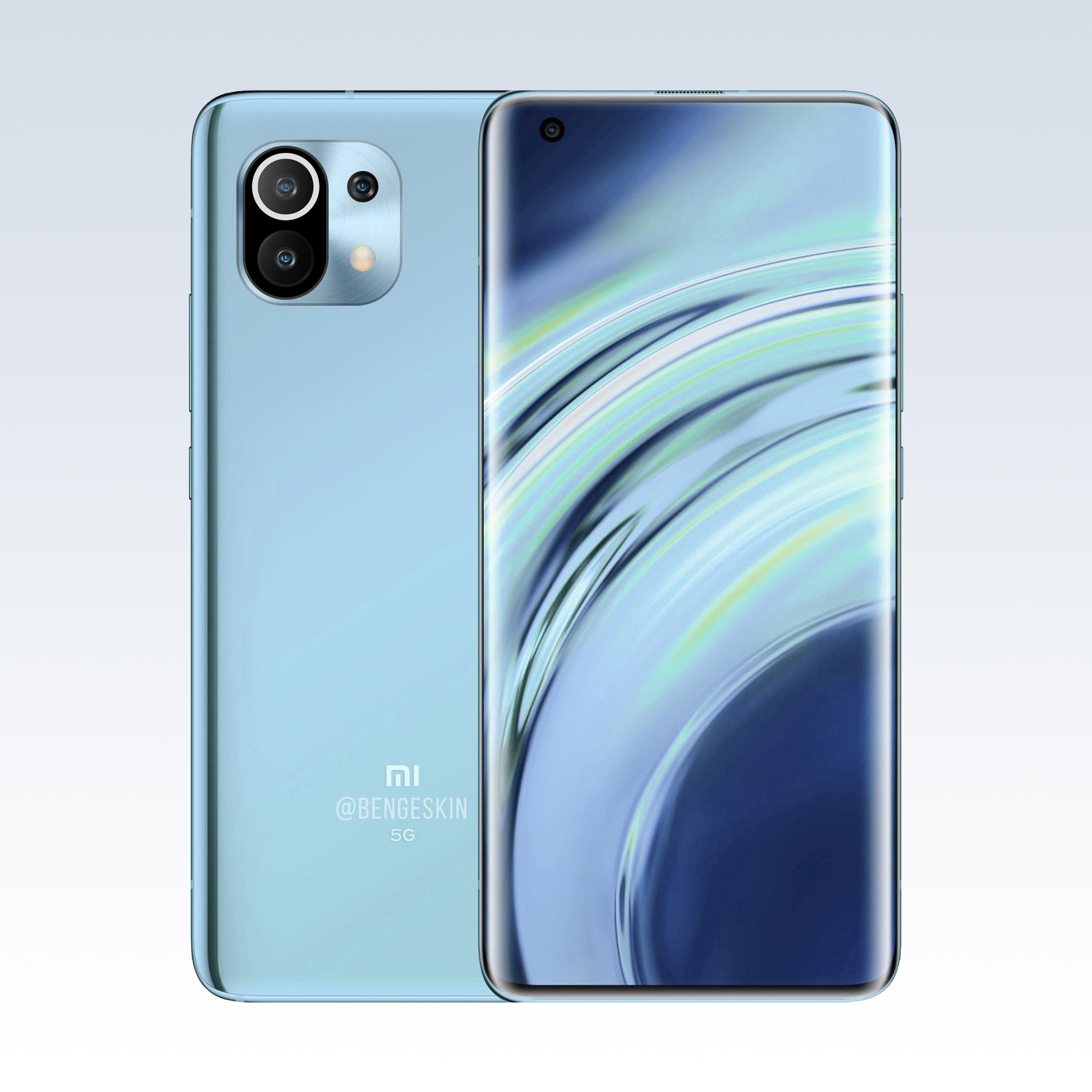 Xiaomi Mi 11 con Snapdragon 888 in arrivo subito