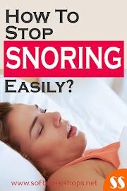 4 ways to stop snoring at night sleeping