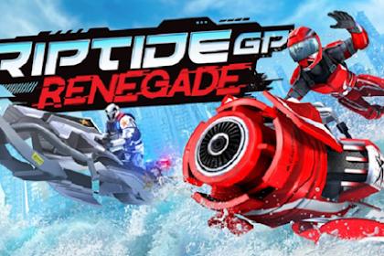 Riptide GP: Renegade v1.0.3 Mod Apk (Money + Level)