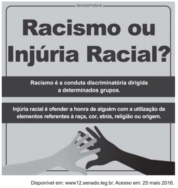 Racismo ou injúria racial?