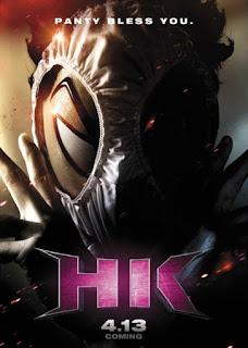 Hentai Kamen, Superhero Celana Dalam di Kepala