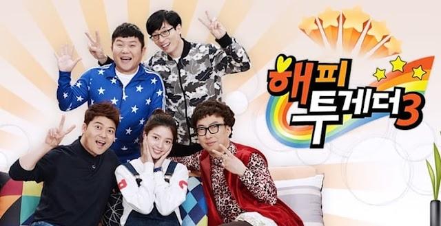Según los informes, Yoo Jae Suk será el único MC que se quedará en 'Happy Together'