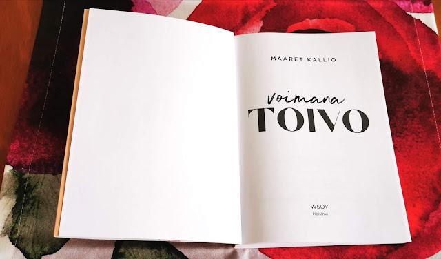 Maaret Kallio Voimana Toivo