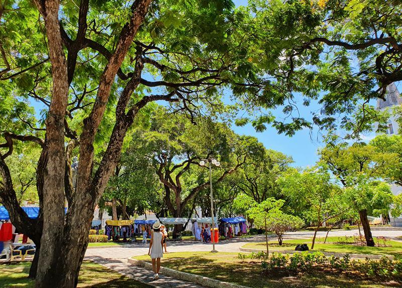 Praça Olimpo Campos Aracaju