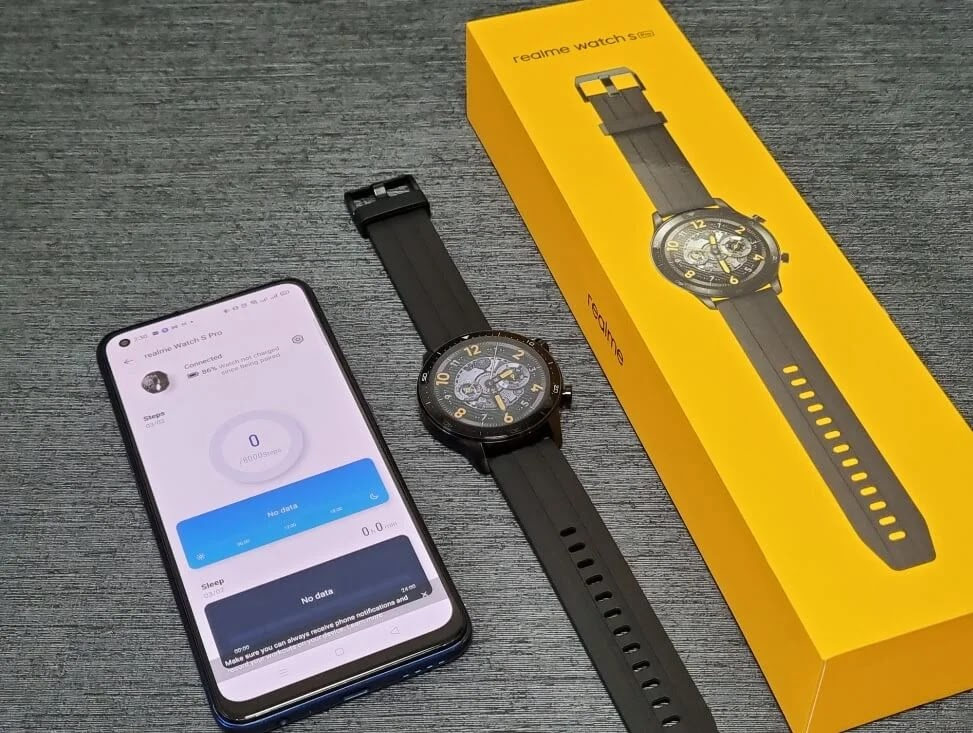 realme Watch S Pro Review: Your Next Smart Fitness Buddy