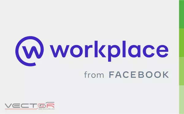 Workplace from Facebook Logo - Download Vector File CDR (CorelDraw)