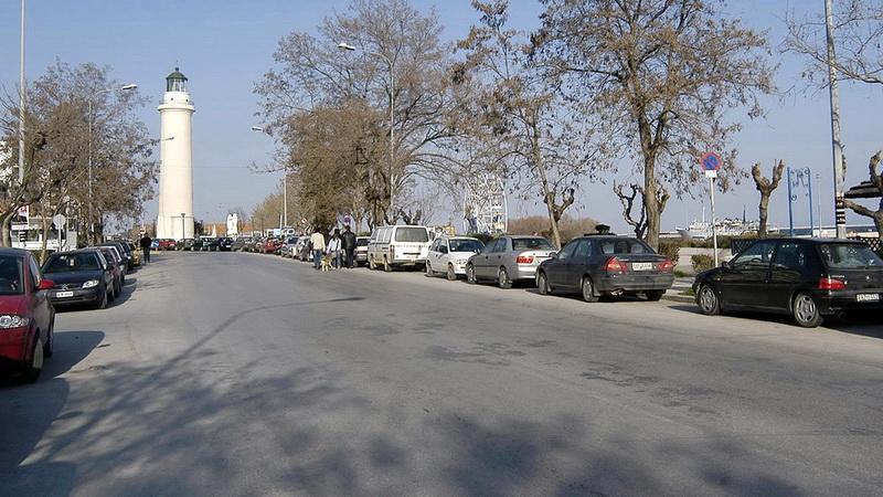 Κλειστή για τα οχήματα το Σάββατο η παραλιακή λεωφόρος της Αλεξανδρούπολης