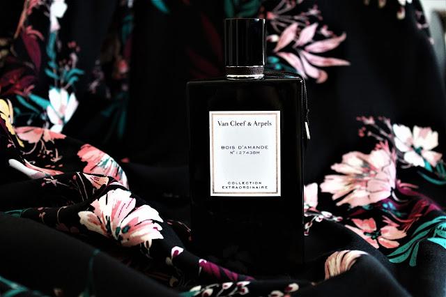 bois d'amande van cleef and arpels, nouveau parfum, nouveau parfum van cleef and arpels, van cleef arpels bois d'amande review, parfum féminin, blog parfum, perfumes, perfume blog, parfums
