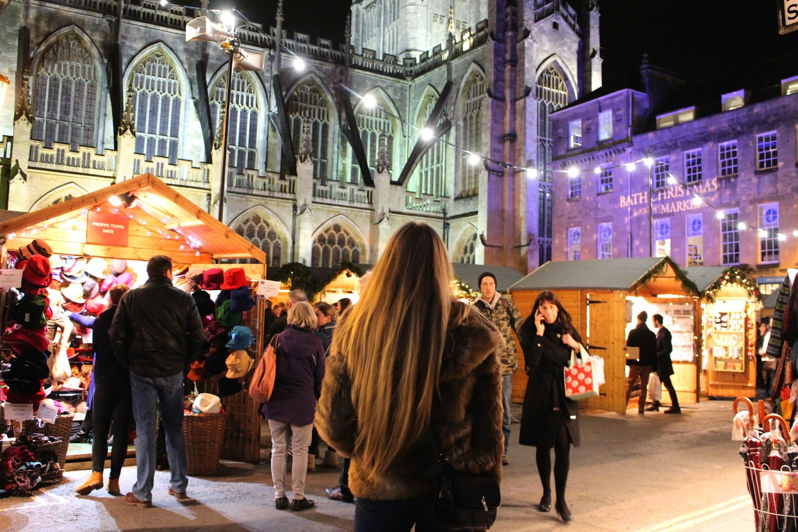 Bath Christmas Markets Review