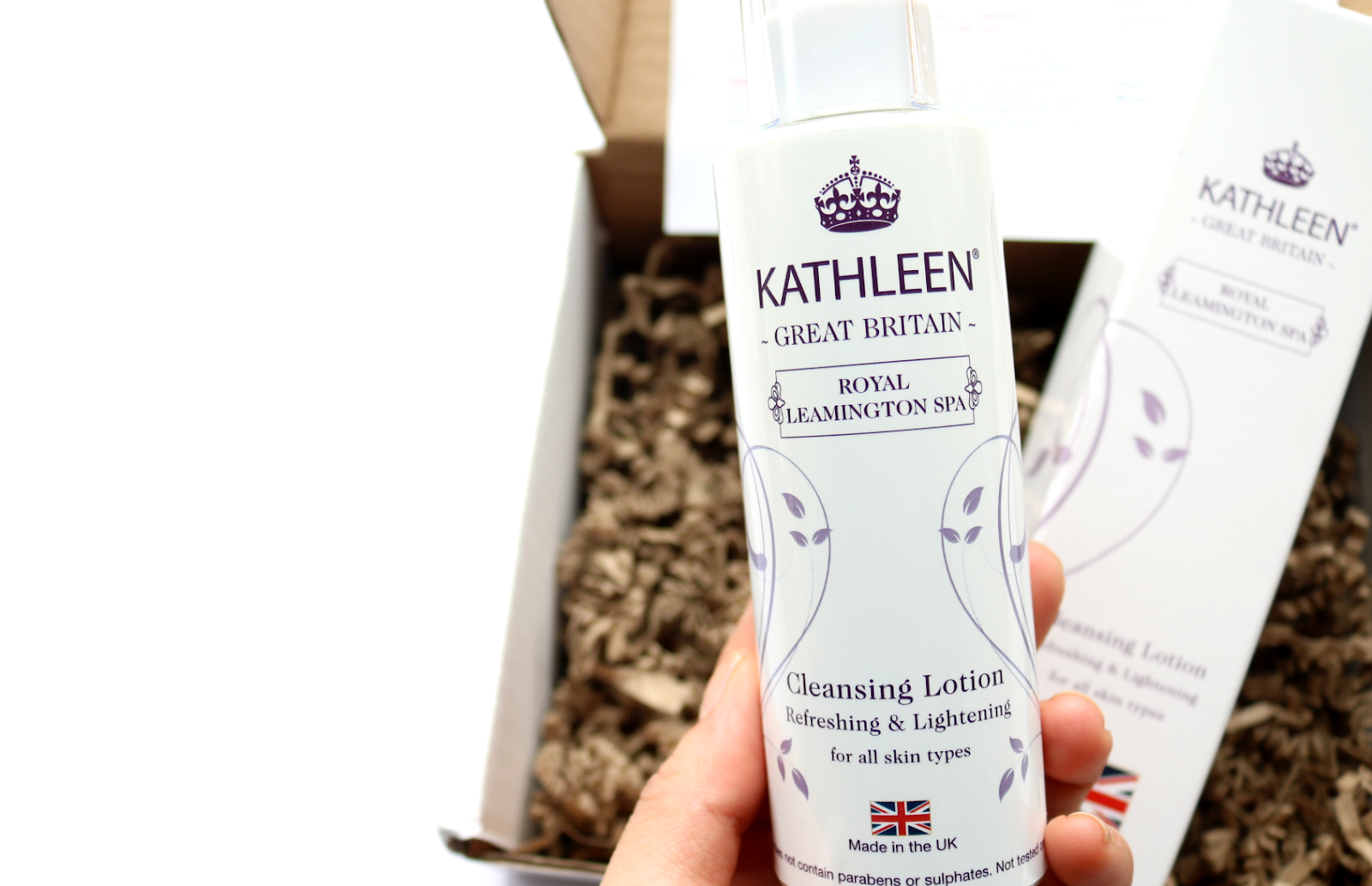 Kathleen Natural Cleansing Lotion