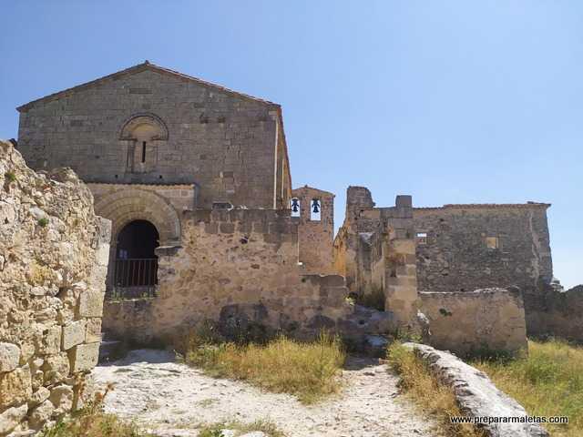 visitar ermita San Frutos Hoces del Duratón