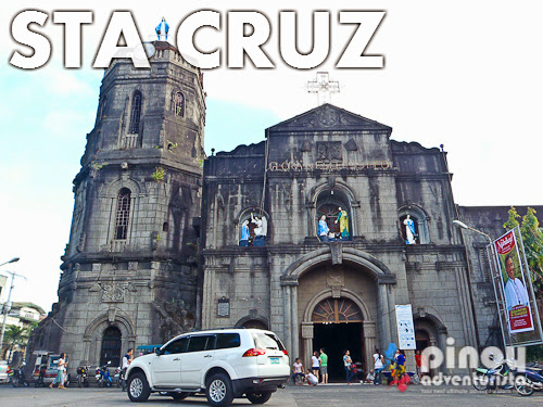 Churches in Laguna for Visita Iglesia