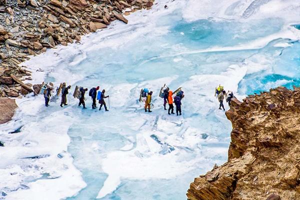 Frozen River Zanskar