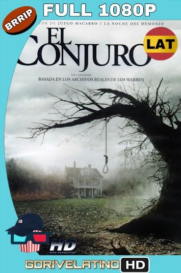 El Conjuro (2013) BRRip 1080p Latino-Ingles MKV