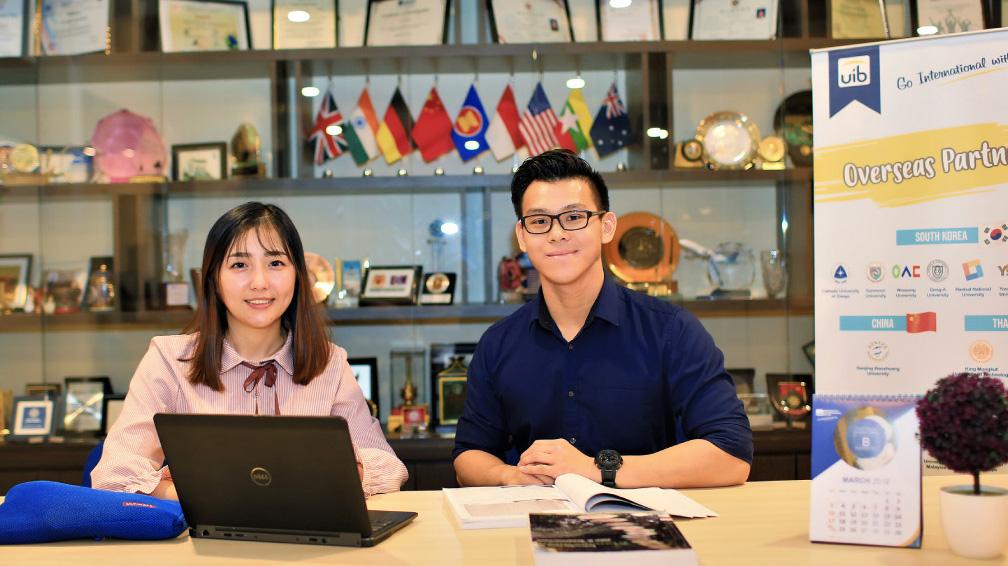 Universitas Internasional Batam (UIB) International Programs