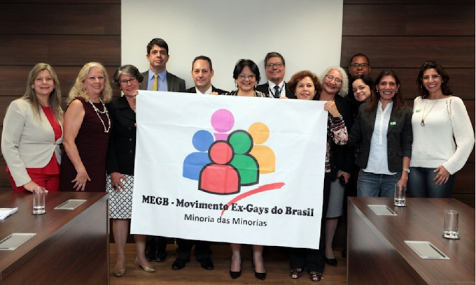 """O """"Movimento Ex-Gays do Brasil"""" e o risco aos jovens LGBTQ+"""
