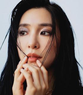 SNSD Tiffany for VOGUE Korea