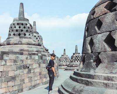 Borobudur sebagai bali baru yang diprioritaskan