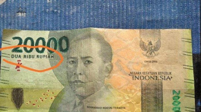 Viral Pedagang Manisan Ditipu Pembeli, Dibayar Pakai Uang Rp 2000 Ditambah 1 Angka Nol