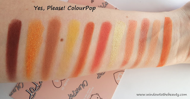 Yes, Please! ColourPop