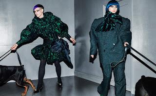 Marc Jacobs' Fall 2018 Ad Campaign @ Fashionolic