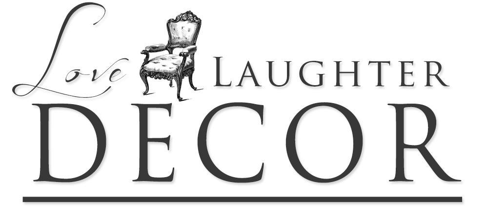 Love, Laughter & Decor: Cheap & Chic Centerpiece