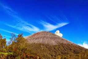 Panorama Eksotik Gunung Semeru