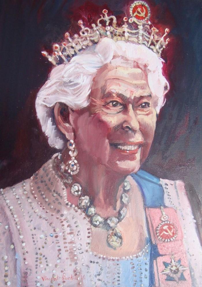 Британский художник.