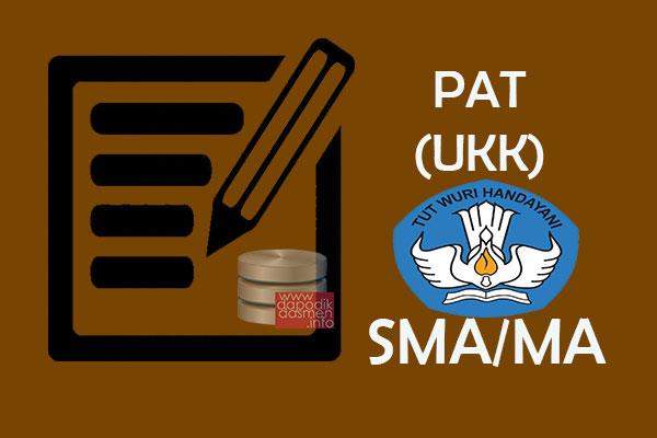 50+ Soal UKK PAT Sejarah Kelas 11 SMA MA Revisi Terbaru, Download Contoh Soal PAT (UKK) Sejarah SMA/MA Kelas 11 K13