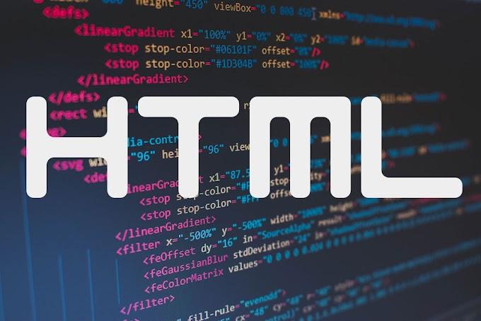 Mengenal Struktur Dasar HTML Untuk Pemula