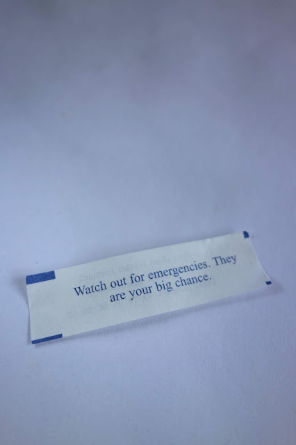 fortune cookies, fortunes, Chinese food, cookies, blah to TADA, crafting with fortune cookies, fortune cookie crafts