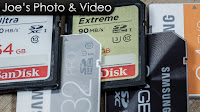 SD Card Epic Benchmark Battle - Which Is Faster Samsung Or SanDisk