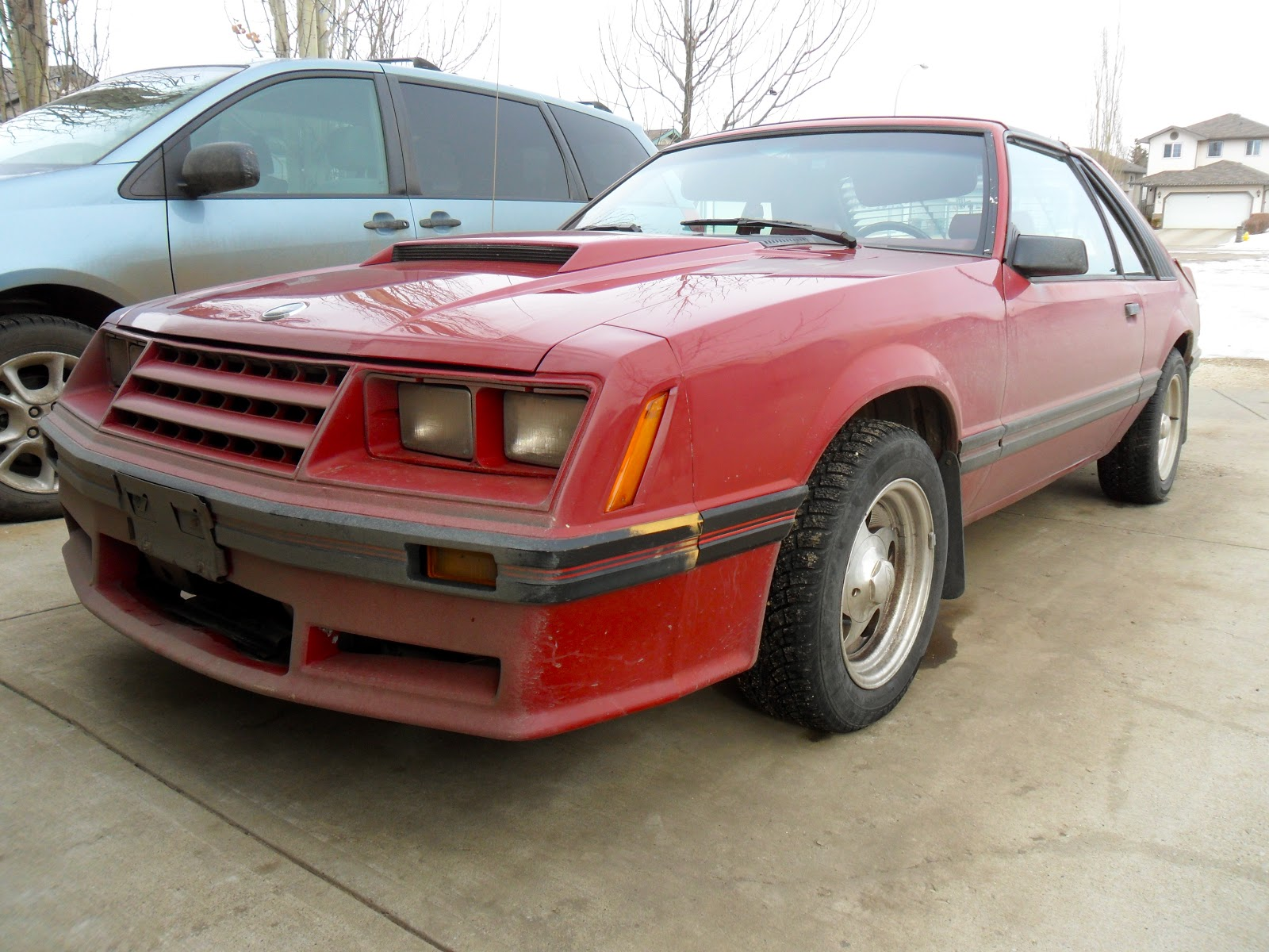 1982 Mustang Gt >> Trials of a 1982 Mustang GT