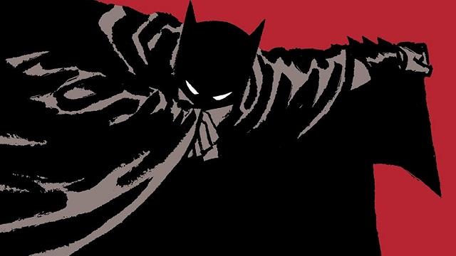 Batman - Ano Um/DC Comics/Reprodução