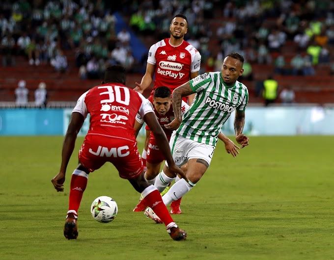 Noche exitosa para el 'Verde': Las mejores fotos de la clasificación de Atlético Nacional a la semifinal de la Copa BetPlay 2021