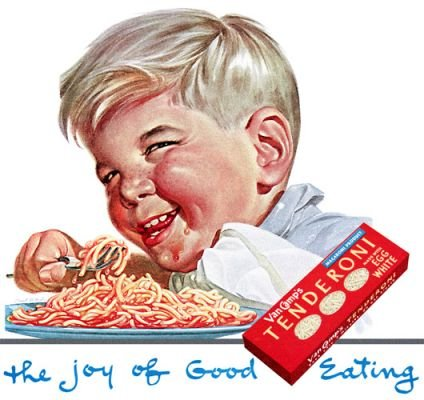 Creepy Kids in Creepy Vintage Ads — Wait But Why | Baby ads, Creepy vintage, Vintage ads