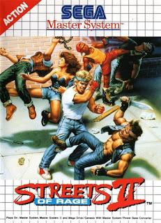 Jogo Street of Rage 2 grátis para Master System
